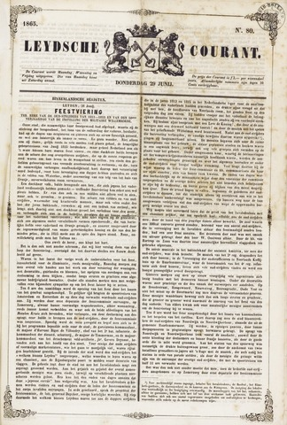 Leydse Courant 1865-06-28