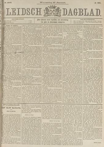 Leidsch Dagblad 1894-01-17