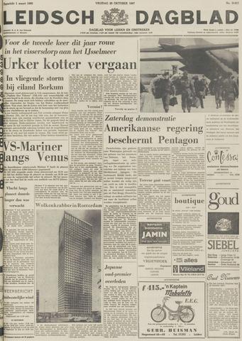Leidsch Dagblad 1967-10-20