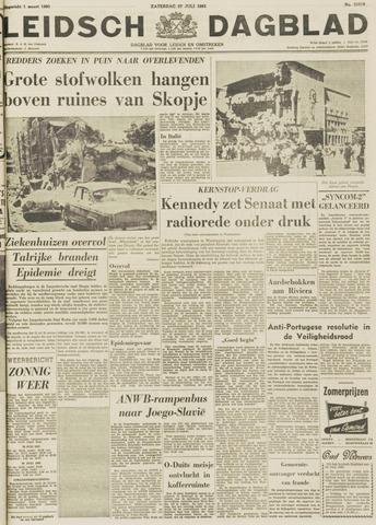 Leidsch Dagblad 1963-07-27