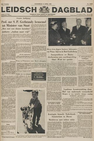 Leidsch Dagblad 1955-04-14