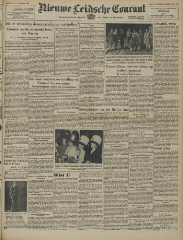 Nieuwe Leidsche Courant 1947-10-13