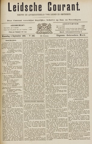 Leydse Courant 1885-09-02