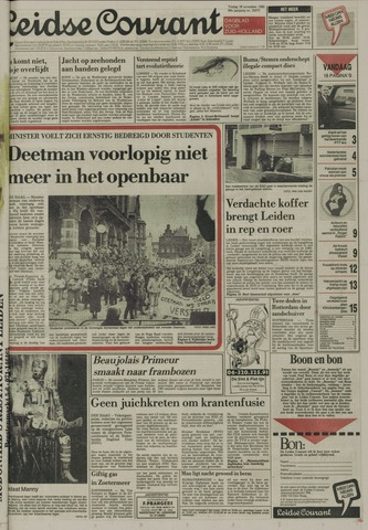 Leidse Courant 1988-11-18