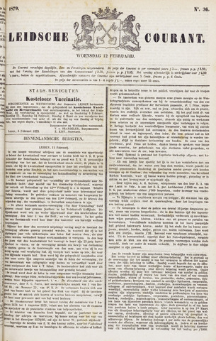 Leydse Courant 1879-02-12