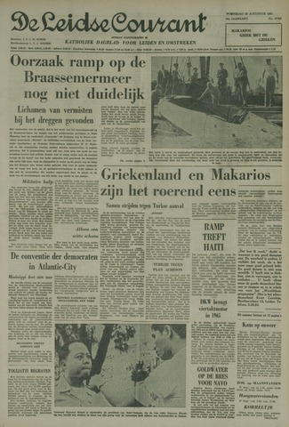 Leidse Courant 1964-08-26
