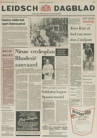 Leidsch Dagblad 1979-08-06