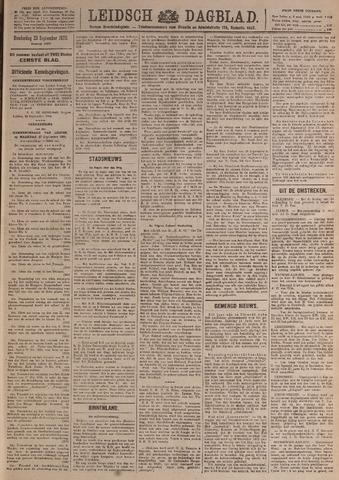 Leidsch Dagblad 1920-09-23