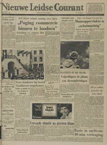 Nieuwe Leidsche Courant 1965-02-22