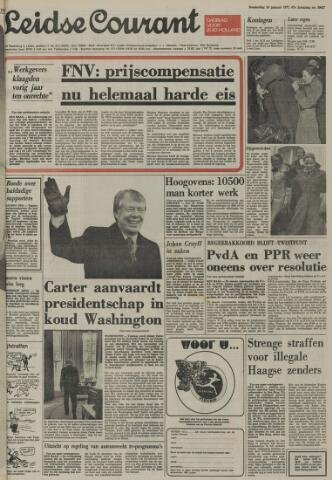 Leidse Courant 1977-01-20
