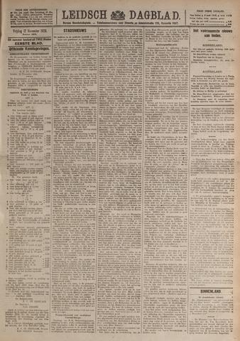 Leidsch Dagblad 1920-11-12