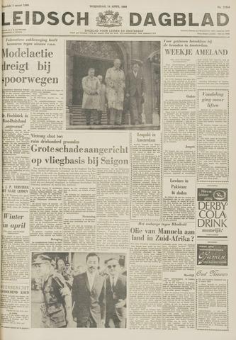 Leidsch Dagblad 1966-04-13