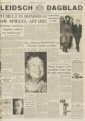 Leidsch Dagblad 1962-11-08