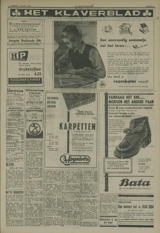 Leidse Courant 1 Maart 1957 Pagina 9 Historische