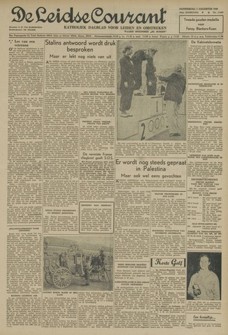 Leidse Courant 1948-08-05