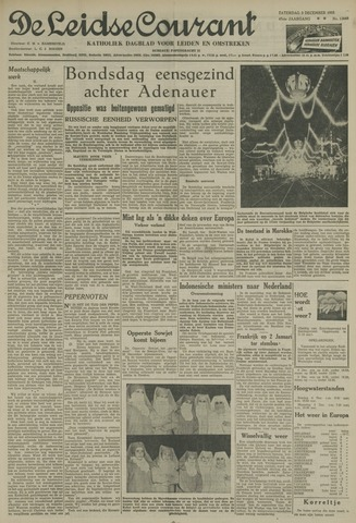 Leidse Courant 1955-12-03