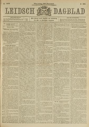 Leidsch Dagblad 1904-01-25
