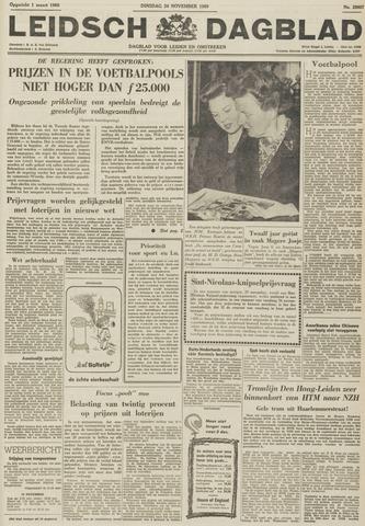 Leidsch Dagblad 1959-11-24