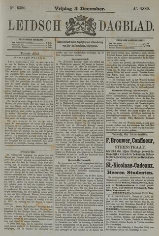 Leidsch Dagblad 1880-12-03