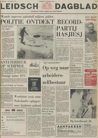 Leidsch Dagblad 1973-09-01