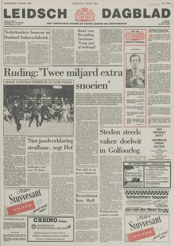 Leidsch Dagblad 1985-03-14