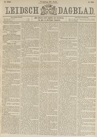 Leidsch Dagblad 1894-07-27