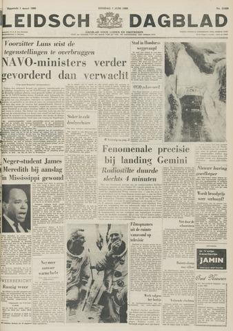 Leidsch Dagblad 1966-06-07