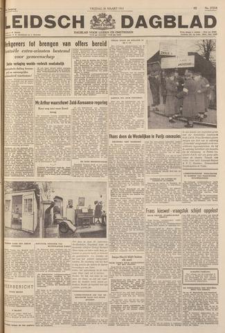 Leidsch Dagblad 1951-03-16