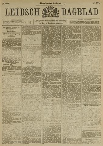 Leidsch Dagblad 1904-06-09