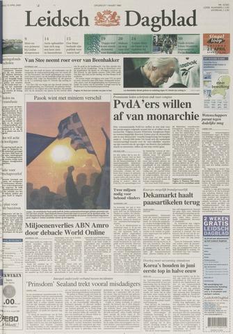 Leidsch Dagblad 2000-04-10