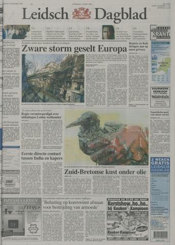 Leidsch Dagblad 1999-12-27