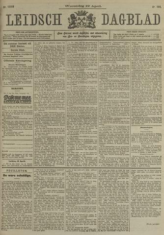 Leidsch Dagblad 1911-04-12