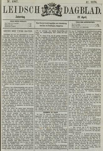 Leidsch Dagblad 1876-04-22