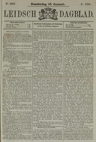 Leidsch Dagblad 1880-01-15