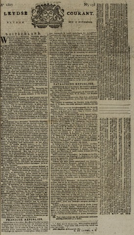 Leydse Courant 1803-11-18