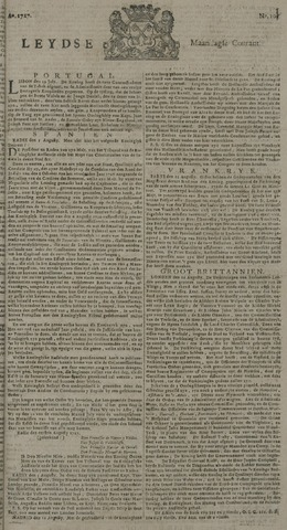 Leydse Courant 1727-09-01