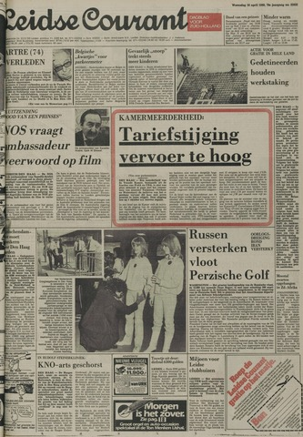 Leidse Courant 1980-04-16