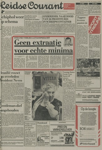 Leidse Courant 1985-04-22