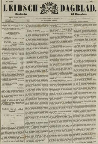Leidsch Dagblad 1869-12-23