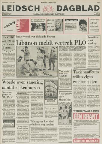 Leidsch Dagblad 1982-07-03