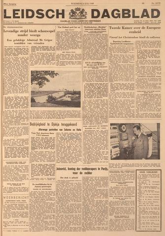 Leidsch Dagblad 1949-07-06