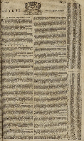 Leydse Courant 1753-06-13