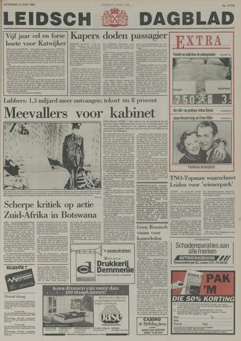 Leidsch Dagblad 1985-06-15