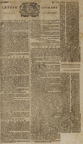 Leydse Courant 1808-09-30