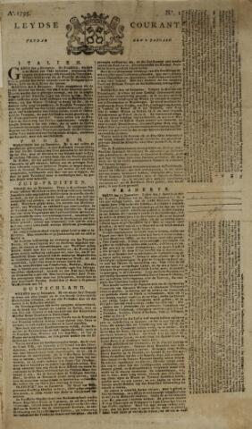 Leydse Courant 1795