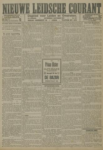 Nieuwe Leidsche Courant 1921-10-01
