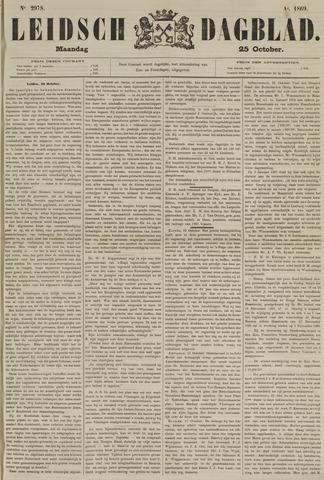 Leidsch Dagblad 1869-10-25