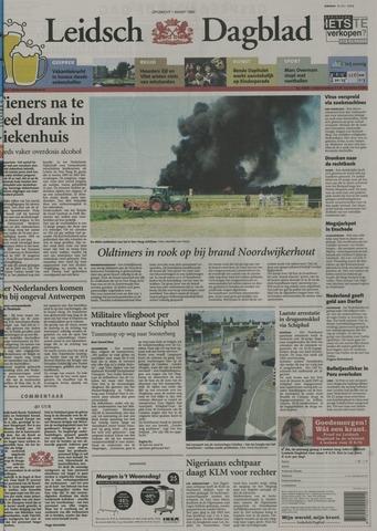 Leidsch Dagblad 2004-07-27