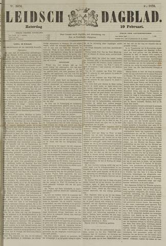 Leidsch Dagblad 1870-02-19