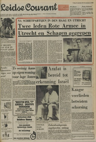 Leidse Courant 1977-09-23